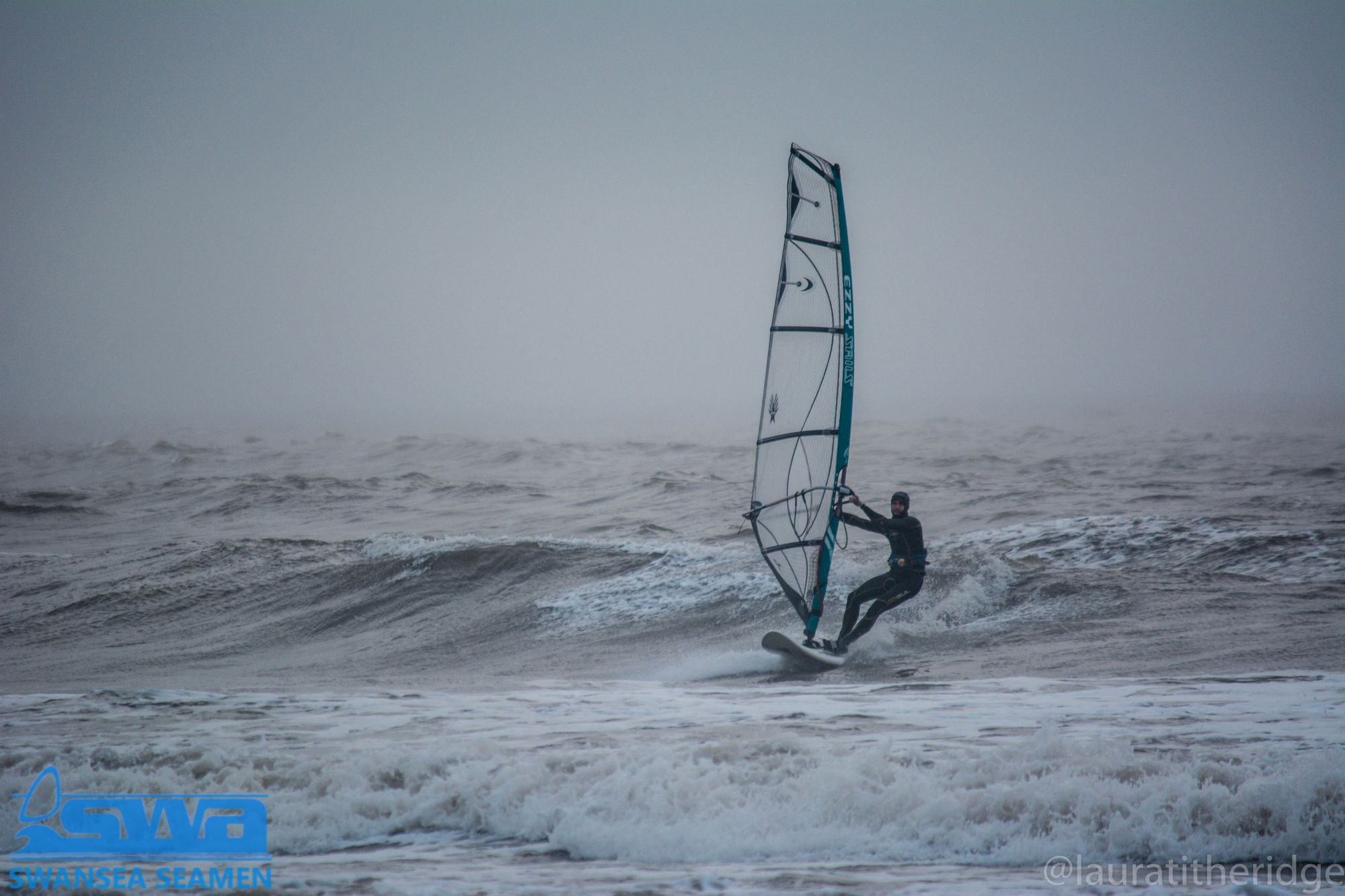 saturday windsurfing!