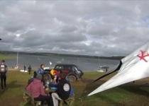 BUWC - Aussie Kiss XII - What we do when we don't windsurf.